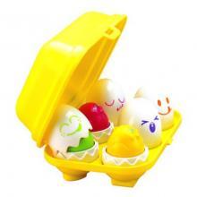 TOMY Toomies Zábavná pískací vajíčka