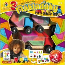 Mindok Smart Games 3 náklaďáky