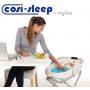 Pocit útulného pelíšku zajišťuje, že dítě se cítí být v bezpečí. I při použití Cosi Sleep v posteli mezi rodiči je miminku zachován vlastní prostor. Díky pevné konstrukci s okrajem je vyloučeno zalehnutí miminka.
