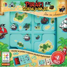 Mindok Smart Games Piráti schovej a najdi