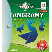 Mindok Smart Games Tangramy: Zvířata