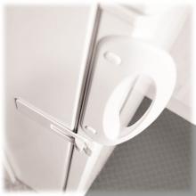 Lindam Bezpečnostní zábrana na lednice a myčky 1 ks