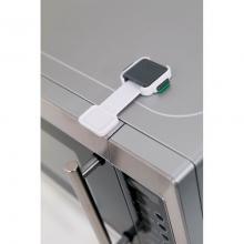 Lindam Dvojítá víceúčelová bezpečnostní zábrana nalepovací 1 ks (Xtra Guard)