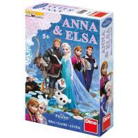 Dino hra Anna & Elsa