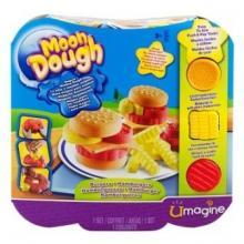 EP Line Moon Dough Burgery