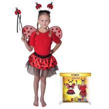 Karnevalový kostým beruška 021075
