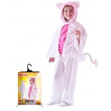 Karnevalový kostým myška - plášť, vel. S