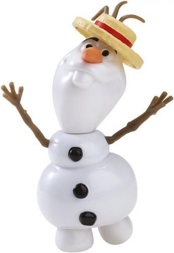 Mattel Disney Princess Veselý Olaf