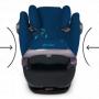 Autosedačka kategorie I/II/III s isofixem, 9 - 36 kg, od cca 9 měsíců až do 12 let. autosedačka Pallas M-fix - Bezpečnost bez omezení  Nová generace oceňované série autosedaček Pallas nabízí optimalizovanou bezpečnost a pohodlí s životností přes 11 let.