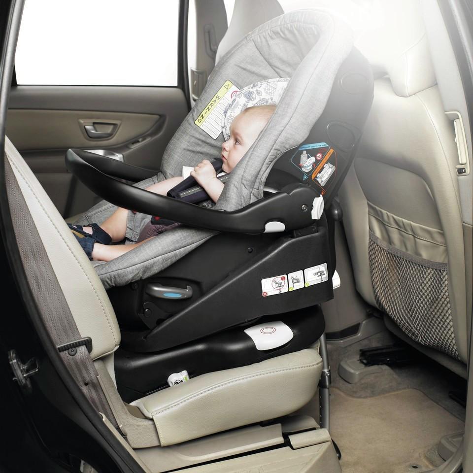 Bebecar Isofix Car Seat