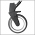 V ceně kočárku je nastavitelná XXL stříška s UVP 50+, sportovní madlo, pláštěnka a velký nákupní košík. Ideální městský kočárek pro mobilní rodiče. Callisto, ve spojení s pevnou taškou na dítě nebo autosedačkou Aton a později jako luxusní kočárek Callisto je odpovědí na všechny otázky týkající se mobility na cestách s malými dětmi. Kočárek je výborným spojením funkčnosti a komfortu. Kočárek Callisto je vhodný od narození miminka do 15 kg. I některé mezinárodní celebrity, jako je Sarah Jessica Parker, Matthew Broderick, Anne Heche, používají kočárek Cybex Callisto pro své děti.