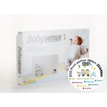 Hisense Monitor dechu Babysense 1 + DÁREK DVD