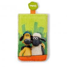 Shaun the Sheep - Ovečka Shaun - Obal na chytrý telefon Shaun a Bitzer