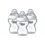 Speciální nabídka - 3 lahvičky za cenu 2 lahviček! Kojenecká lahvička s unikátní silikonovou savičkou, která svým tvarem a vlastnostmi připomíná mateřský prs. Lahvička je antikoliková.