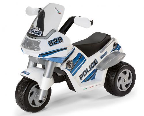 Elektrické vozítko Peg Pérego Raider Police