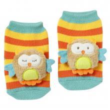 FEHN Chrastící ponožky Sova