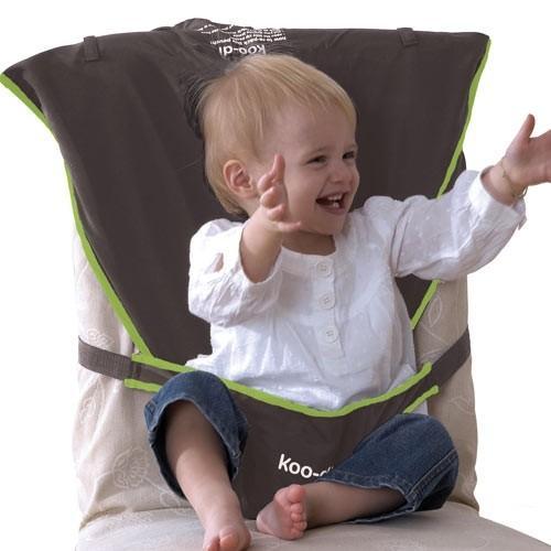 Koo-di Seat Me Safe Travel Seat - bezpečný postroj na židli