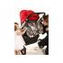 Krásná a svým designem zcela unikátní přebalovací taška Buckle Bag potěší každou maminku, která má ráda výrazné módní doplňky.