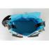 Přebalovací tašku 2v1 Double Duty můžete nosit přes rameno nebo na zádech jako batoh. Taška má praktický způsob zavírání na magnet a je vyrobena z voděodolného materiálu, který při zašpinění stačí jednoduše otřít. Součástí je velká přebalovací podložka, termoizolační pouzdro na lahvičku a samostatná taštička na zip.
