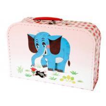 Kazeto Kufr Krtek a slon, střední 30 cm