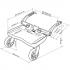 Závěsné stupátko pro přepravu druhého dítěte (2-5 let) do váhy 20 kg. Možnost připevnění k většině dětských kočárků s rozpětím trubek 25-51 cm. Snadné upevnění pomocí ojedinělého systému LASCAL EASY-FIT™.