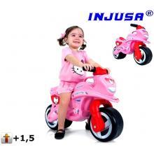 Injusa Odrážedlo Moto Hello Kitty