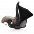 V ceně kočárku je podvozek, sportovní sedačka včetně nánožníku, hluboká korba, taška s přebalovací podložkou, pláštěnka (na sportovní sedačku i korbu) a nákupní košík + autosedačka Baby Design Leo + adaptéry pro připevnění autosedačky na kočárek.