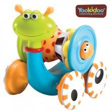 Yookidoo jezdící šnek