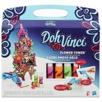 Hasbro Play-Doh DohVinci set Dekorativní květinová věž