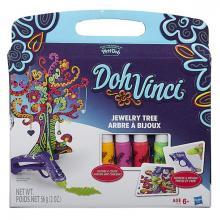 Hasbro Play-Doh DohVinci Dekorační stromeček