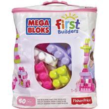 Mattel Mega Bloks Big Building bag girls