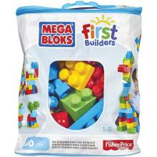 Mattel Mega Bloks Big Building bag boys