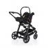 V ceně kočárku je podvozek, sportovní nástavba, hluboká korba 3 v 1, madlo před dítě, nákupní košík + autosedačka Maxi-Cosi CabrioFix. Moderní, nezaměnitelný design a zlepšená ovladatelnost dělají z Turba 4 jedinečný kočárek se čtyřmi snadno říditelnými kolečky.