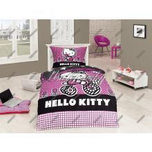 Matějovský Bavlněné povlečení Hello Kitty Sport 140x200 cm