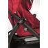 Praktický a snadno ovladatelný kočárek, který lze rozkládat a skládat jednou rukou. Je vybaven stříškou se stínítkem pro UV ochranu UPF 50+, prostorným a snadno dostupným košíkem a síťovanou vložkou pro lepší cirkulaci vzduchu.