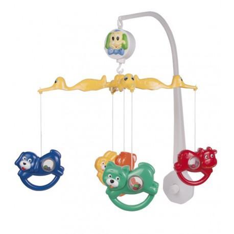 Canpol babies kolotoč plastový zvířátka
