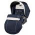 V ceně kočárku je podvozek Easy Drive včetně nákupního košíku a otočná sportovní nástavba Switch Completo včetně stříšky, bezpečnostního madla, nánožníku a pláštěnky.