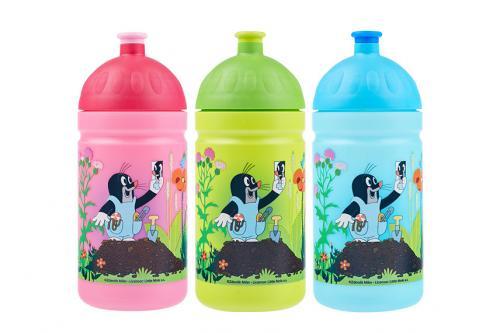 Zdravá lahev dětská 0,5 l Krtek s kalhotkami - limitovaná edice