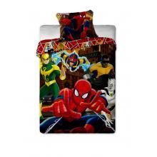 Jerry Fabrics Bavlněné povlečení Spiderman hero 140x200 cm