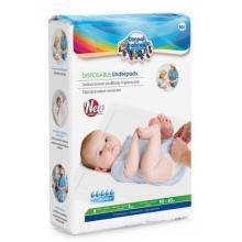 Canpol babies jednorázové přebalovací podložky 60x90 cm 10 ks