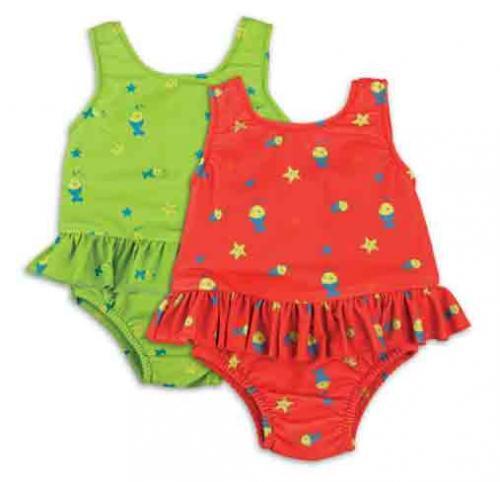Bambinomio Dívčí plavky vcelku