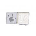 Baby Art Sada pro otisk Magic Box White & Grey