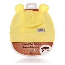 Kikko čepička XKKO BMB Colours Lemon