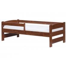 Scarlett Dětská postel Sisi - 165x75 cm, ořech