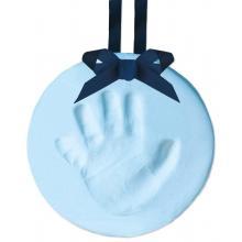 Pearhead Otisk nožičky závěsná ozdoba, modrá