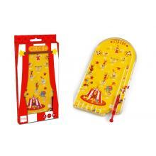 Scratch Dětská hra Pinball Cirkus