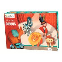 Avenue Mandarine, 3D puzzle Chlapec v cirkusu