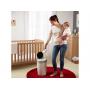 Koš na pleny s antibakteriální fólií Tommee Tippee Sangenic Simplee nabízí jednoduchý způsob, jak udržet v dětském pokoji čistotu bez zápachu.