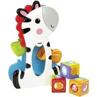 Fisher-Price Zebra a kostky