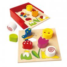 Bino Moje první puzzle - Bella Florina